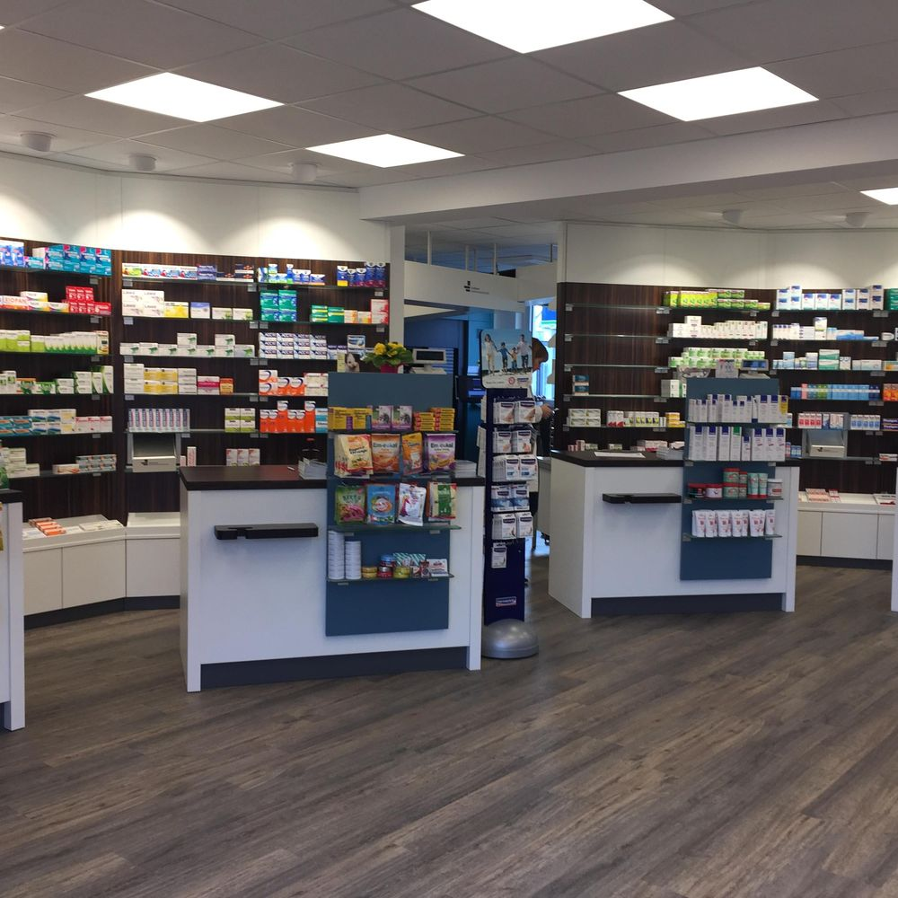 Pharmacy interior fit-out — individual volume production